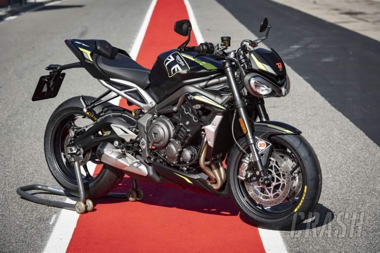 Marco Bezzecchi - Triumph Triple Trophy Moto2