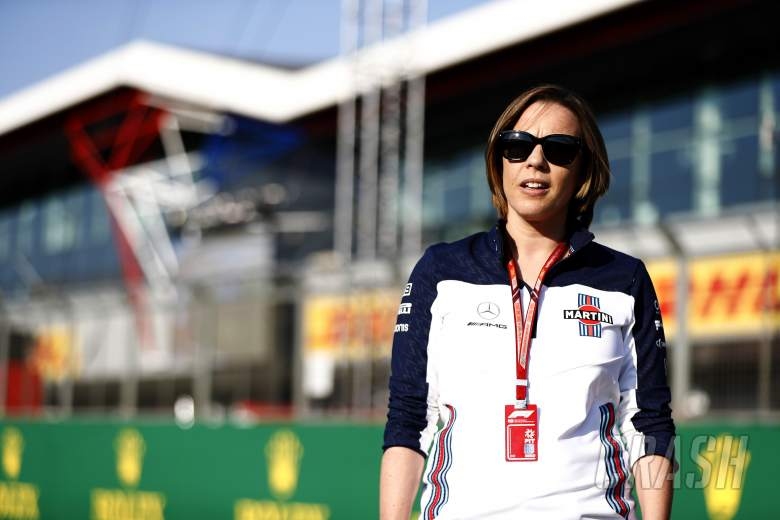 F1: Claire Williams interview: Pushing the reset button for 2019