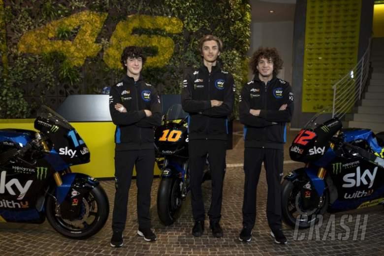 Luca Marini, SKY Racing Italia, Avintia Ducati