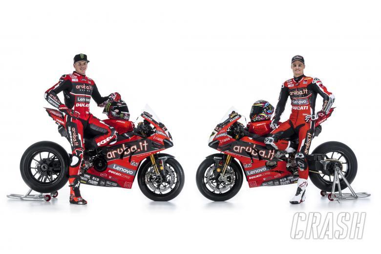 Scott Redding, Chaz Davies, Aruba.it Racing Ducati, WorldSBK,