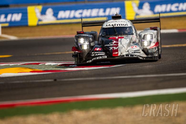 Rebellion scores maiden on-track WEC LMP1 win in Shanghai