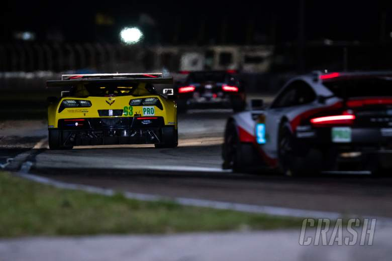 Sportscars: WEC 1,000 Miles of Sebring - Qualifying Results
