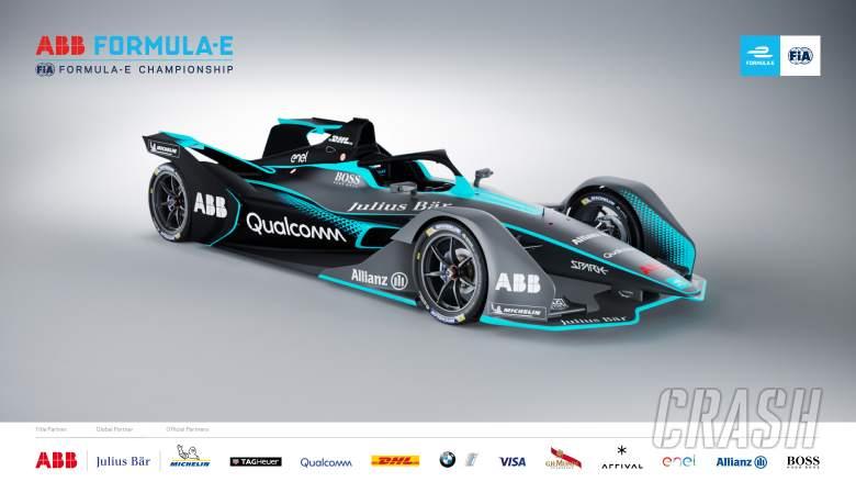 Formula-E: Formula E unveils new 'Gen 2' car for Season 5