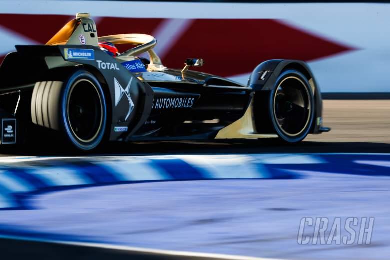 'Extremely competitive' Calderon impresses in Formula E test