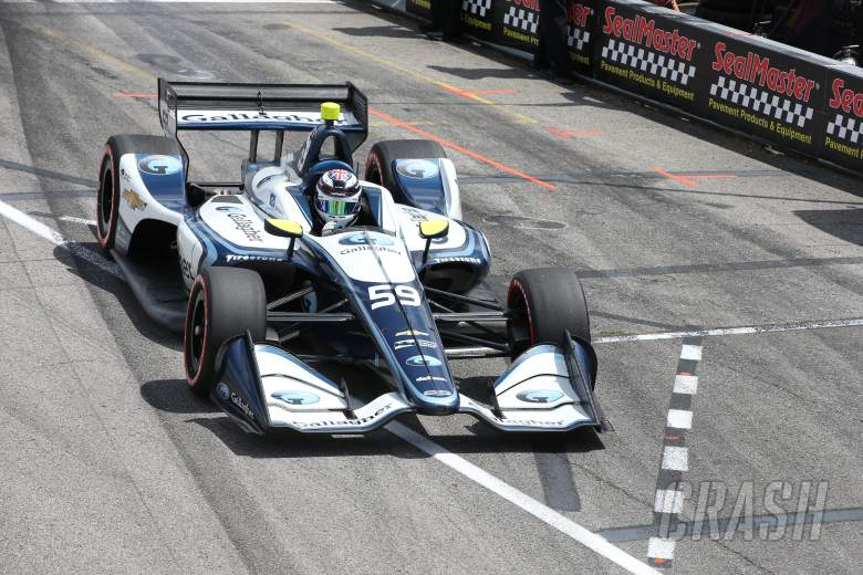IndyCar: Chilton confirmed for IndyCar return in 2019