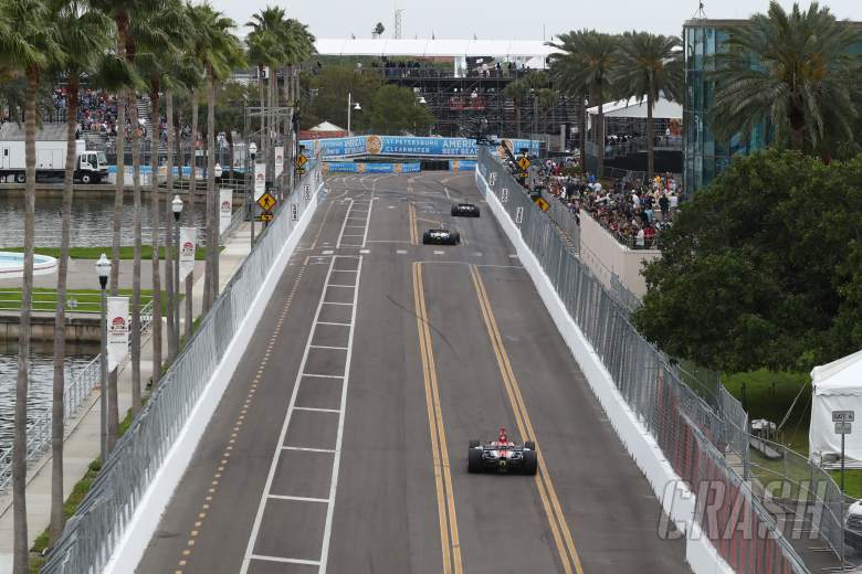 IndyCar: IndyCar Grand Prix of St. Petersburg - Race Results