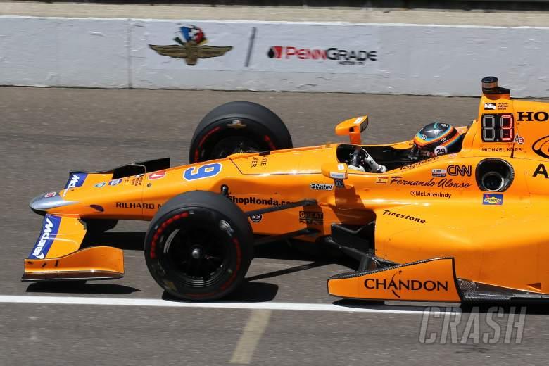 IndyCar: Ex-Force India deputy chief Fernley joins McLaren IndyCar