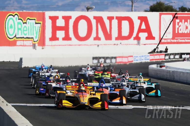IndyCar: IndyCar Grand Prix of Sonoma - Race Results