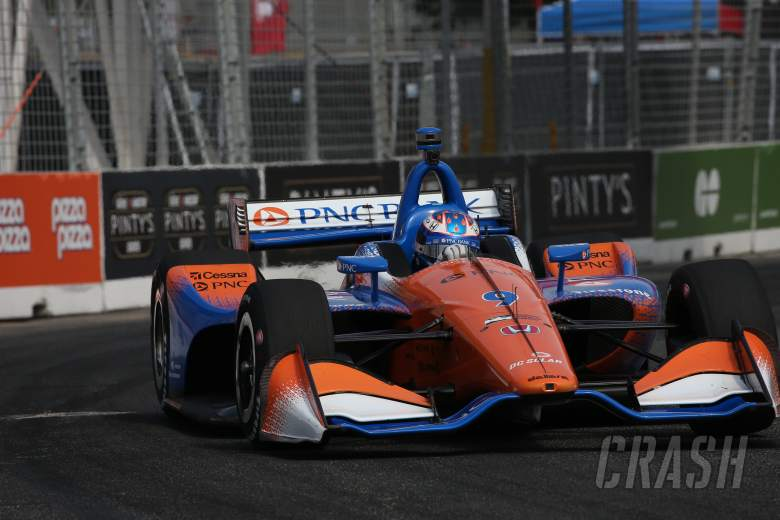 IndyCar: Dixon extends IndyCar points lead with Toronto victory