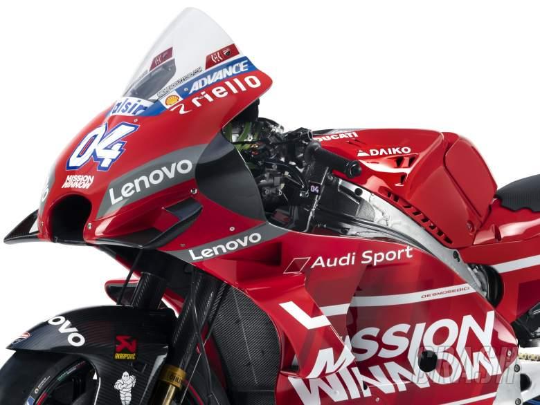 Ducati GP19, Audi, MotoGP,