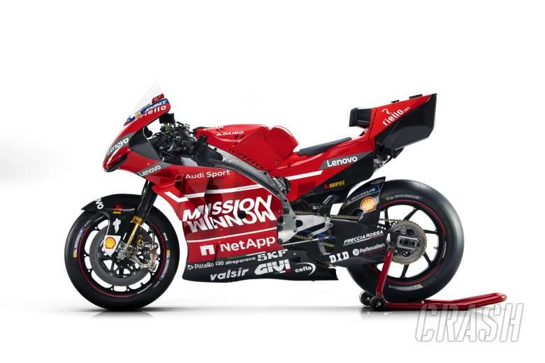 MotoGP: Mission Winnow, Ducati, GP19,