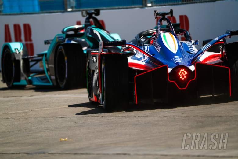Formula E: Formula E Santiago E-Prix - Race Results