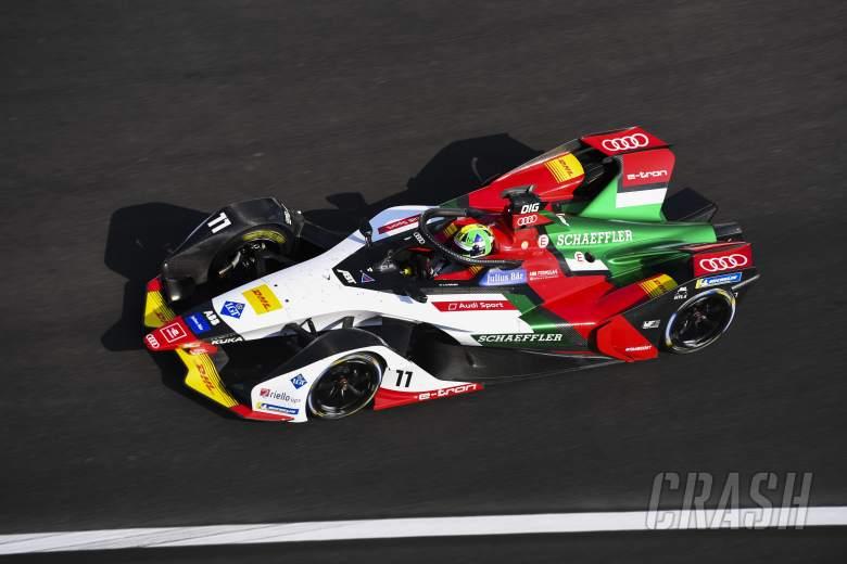 Formula E: Di Grassi snatches last-gasp Mexico Formula E victory