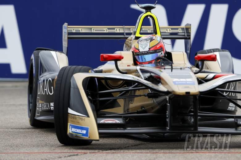 Formula E: Championship leader Vergne tops Berlin Formula E practice