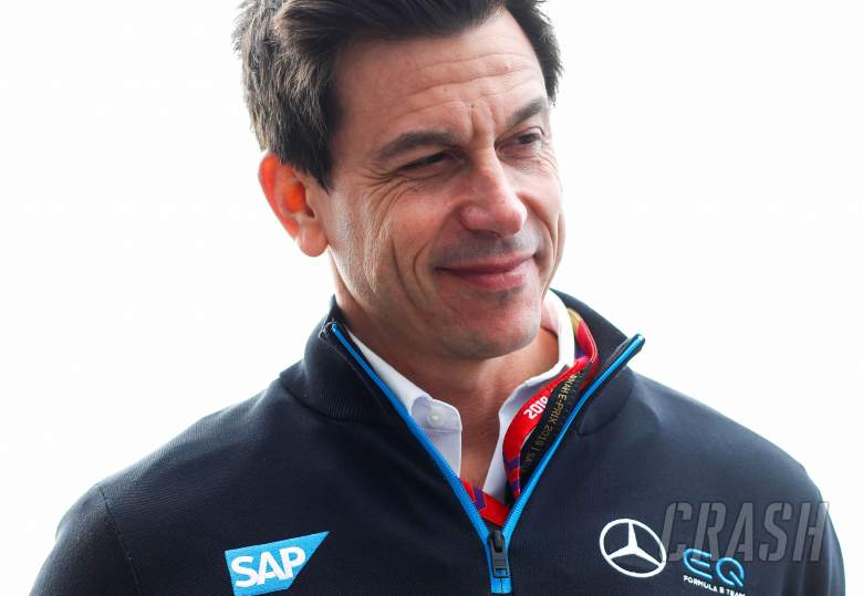 Formula E is Super Mario Kart with 'real drivers' - Wolff