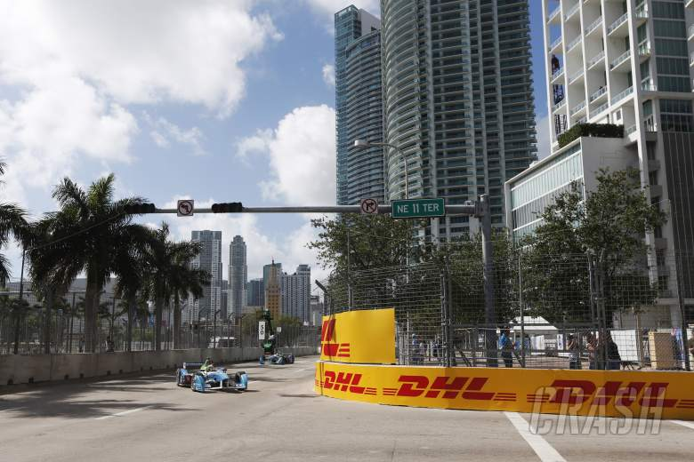 Formula E: Images of proposed Miami F1 circuit layout revealed