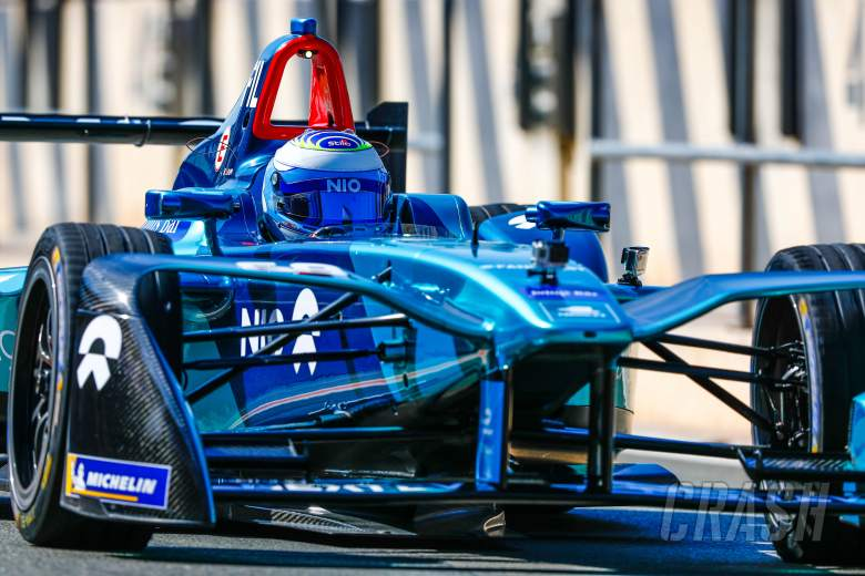 Formula-E: Tinckell, Imperatori get NIO nod for Formula E rookie test