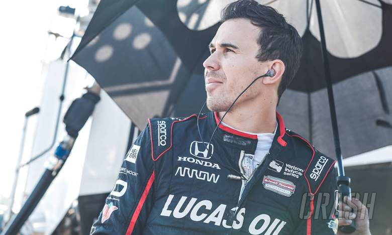 IndyCar: Wickens provides detail on 'paraplegic' status and prognosis