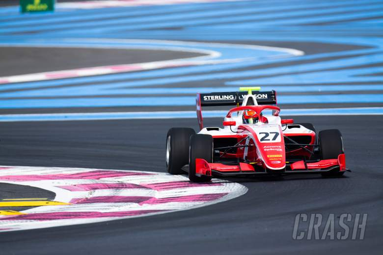 Daruvala takes Paul Ricard F3 victory in Prema 1-2