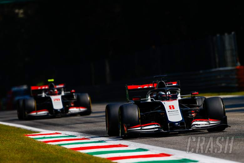 Haas looking at up to 10 drivers for 2021 F1 seats