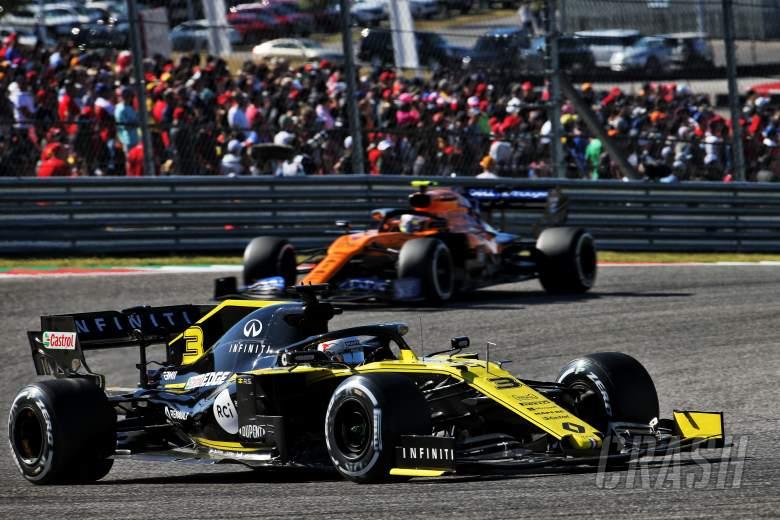 McLaren, Renault back F1's carbon neutral aim