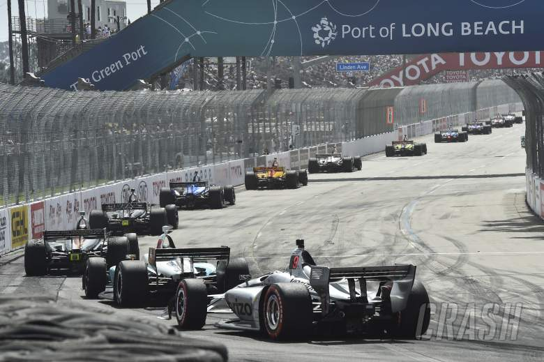IndyCar: IndyCar Grand Prix of Long Beach - Race Results