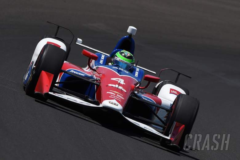 Daly vows to make IndyCar return after losing seat
