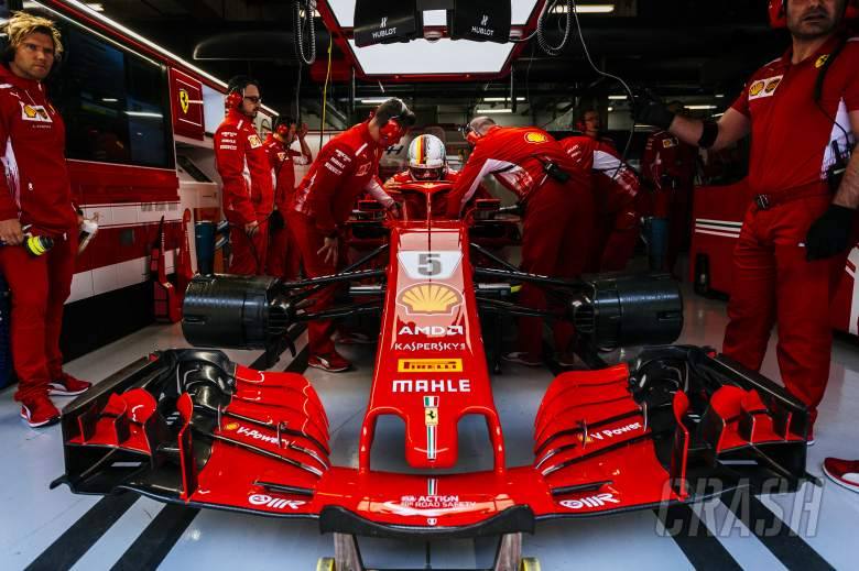 F1: Marchionne reiterates Ferrari F1 quit threat still live