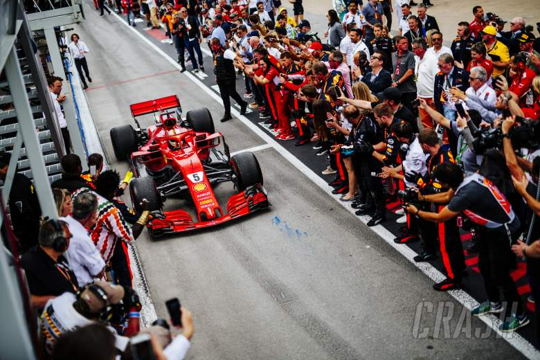 F1: Vettel never feared he would lose Canadian GP
