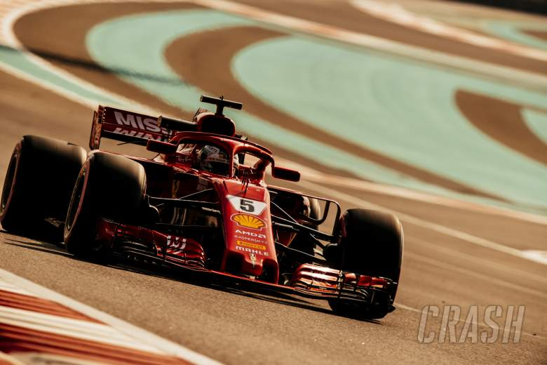 F1: Vettel: Changes in F1 tyres for 2019 'quite small'