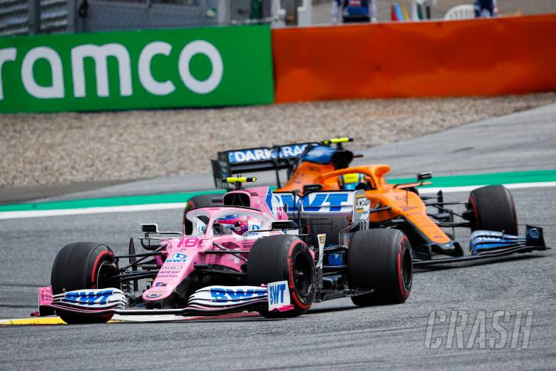 "McLaren worried F1 risks becoming ""a copy championship"""