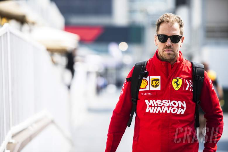 Brown says Vettel was never an option for McLaren