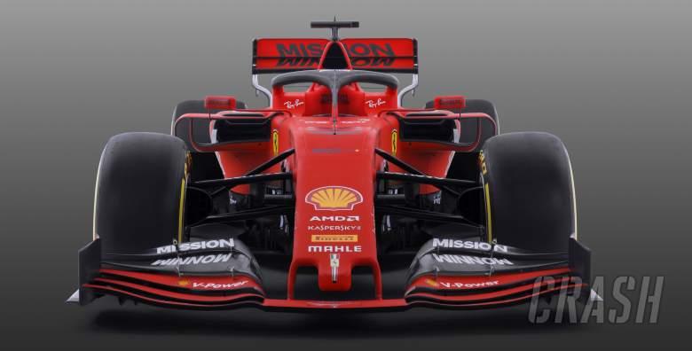 F1: Ferrari's new F1 car 'extreme' - but not a revolution