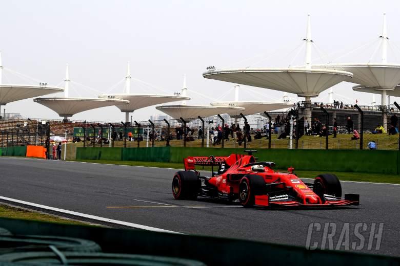 F1: Wolff: Ferrari's straight line advantage 0.3s in China