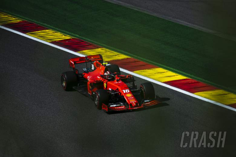 Leclerc takes emotional maiden F1 win at Belgian GP