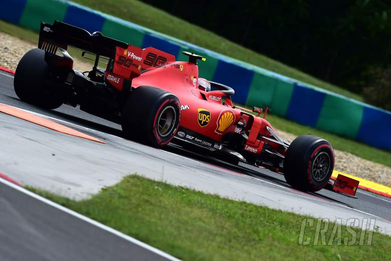 Ferrari explains Hungarian GP struggles