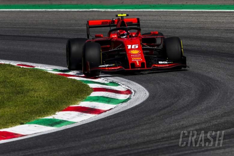 Leclerc defeats Hamilton and Bottas for Italian GP victory