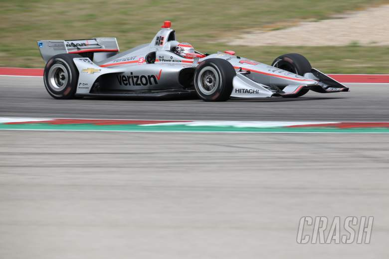 IndyCar: Mechanical issues dash Will Power's hopes to win from pole