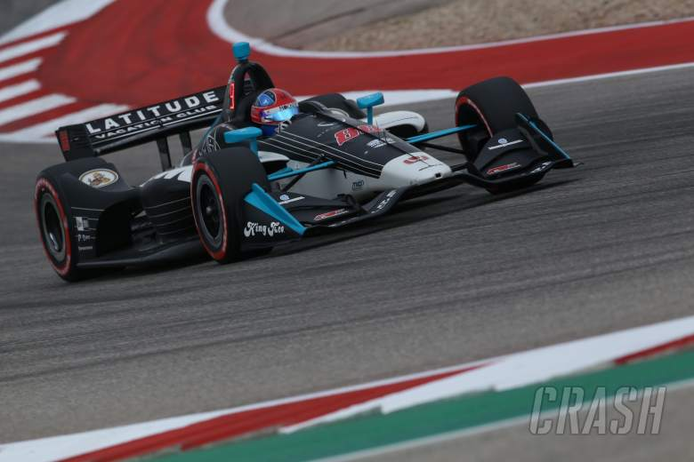 IndyCar: Herta becomes youngest IndyCar winner with shock COTA victory