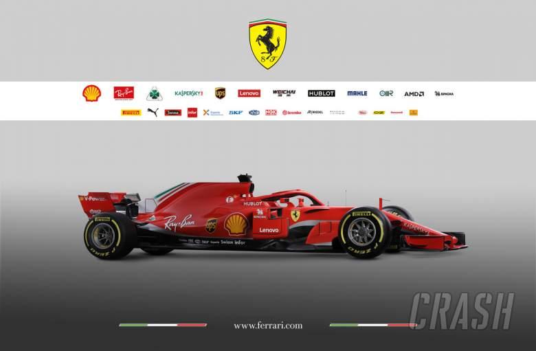 F1: Ferrari explains concept behind 2018 F1 car