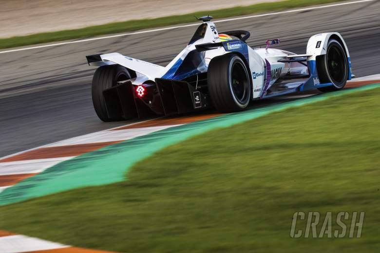 Formula E: Sims tops opening day of Formula E pre-season testing