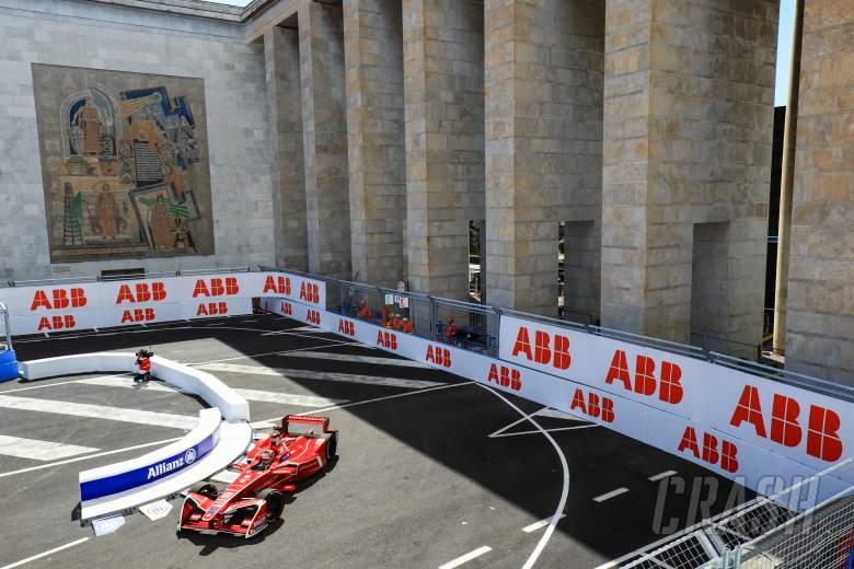 Formula-E: Rome E-Prix - Qualifying results