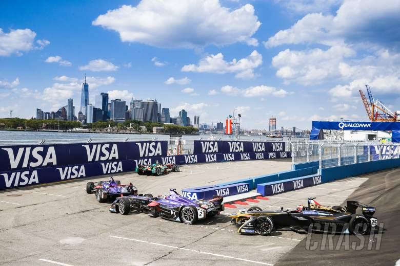 Formula E: New York Formula E track extended for S4 finale