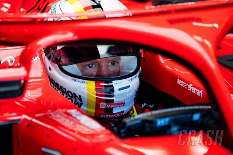 Vettel back in F1 action testing for Ferrari at Mugello
