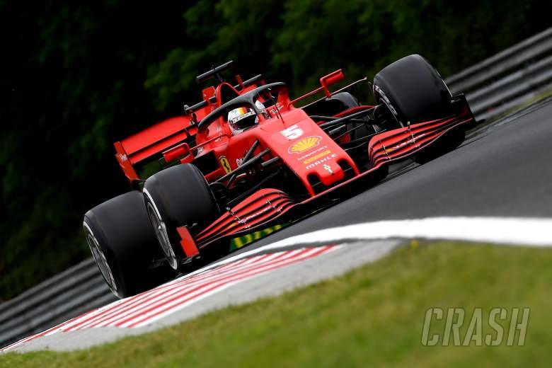 Ferrari admits it has lost performance since F1 engine clampdown