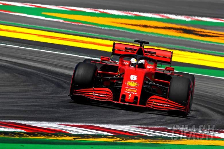 """Vettel still """"can't put an answer to"""" Ferrari F1 car struggles"""