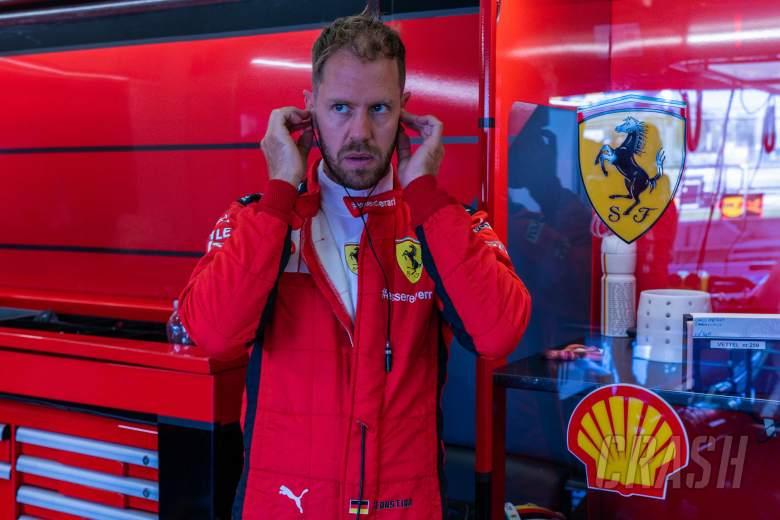 'Something doesn't stack up' - Vettel on F1 British GP struggles