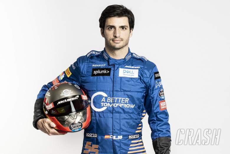 Carlos Sainz, McLaren, F1,