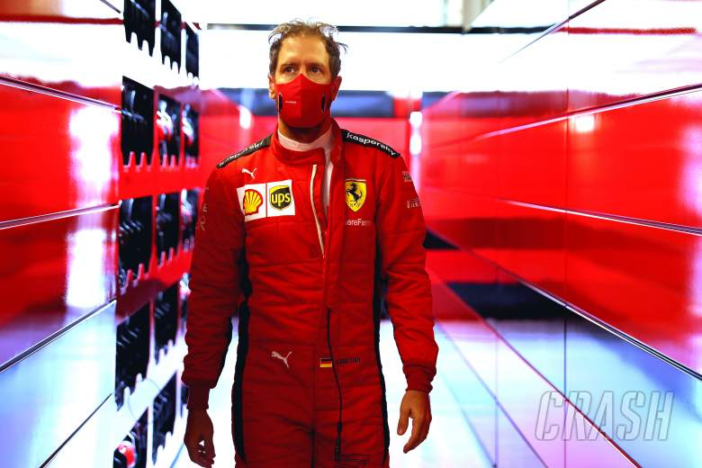 """Vettel """"learned a lot about myself"""" during worst season in F1 with Ferrari"""