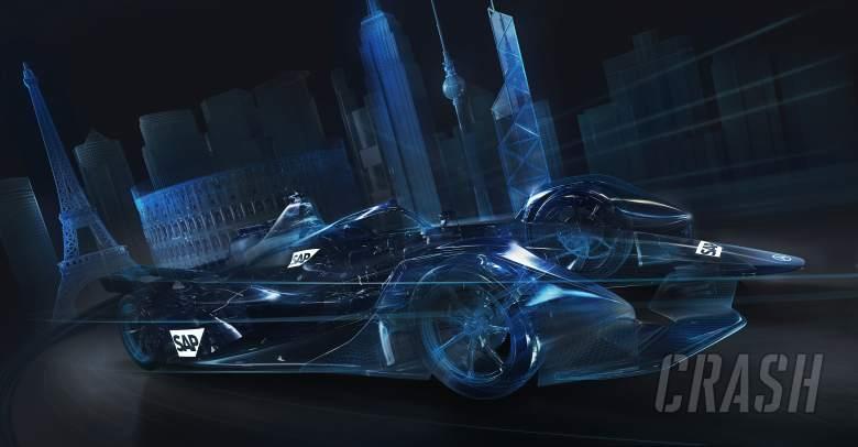 Mercedes EQ Formula E Team partners with SAP